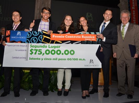 El equipo del Colegio Suizo de México, A.C. (Plantel Cuernavaca) fue el ganador del segundo lugar.