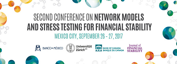 Second conference on network models and stress testing for financial stability